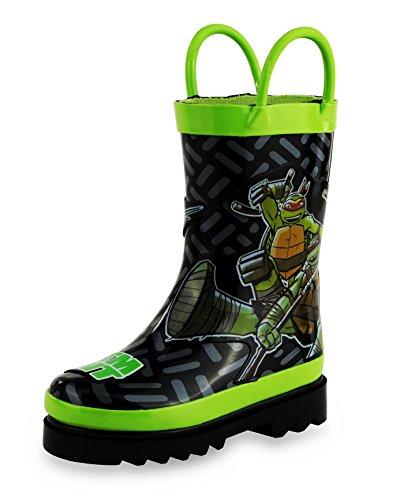 toddler rain boot size 10 - 7