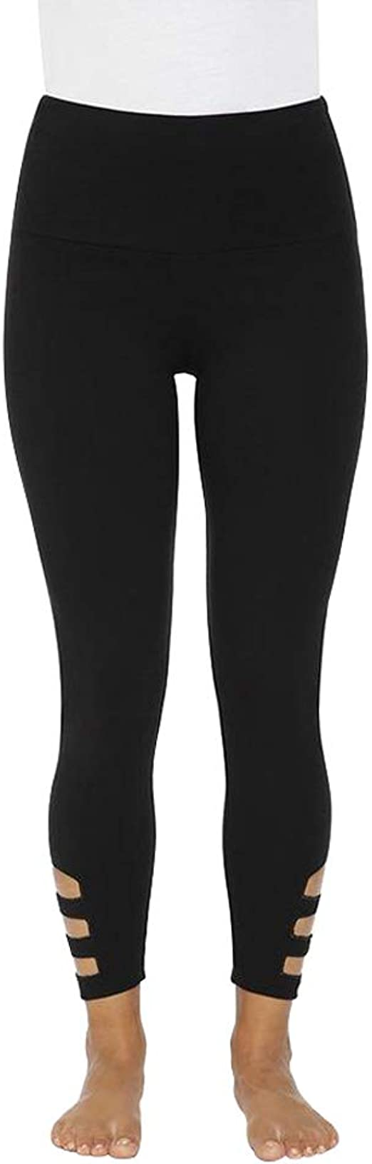Lysse Slashed Hem Legging 2058