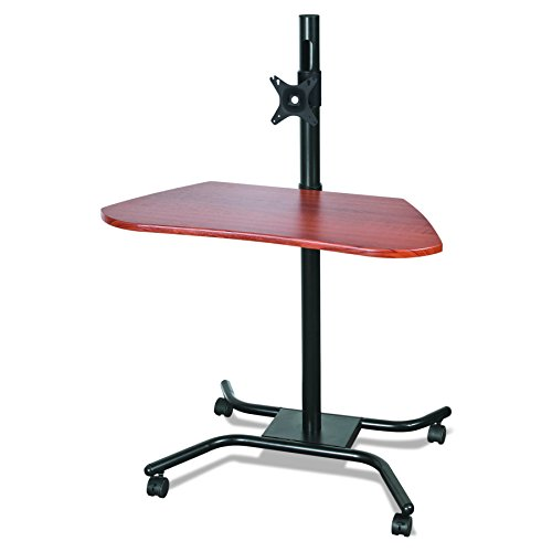 Balt WOW Flexi-Desk Mobile Modular Workstation, 46.5