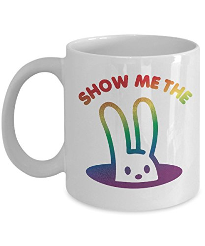 Easter Rabbit Bunny Gifts Mugs Set Coffee & Tea Gift Mug