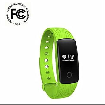 GPS Sport Fitness reloj inteligente, Smartwatch con MP3 música ...