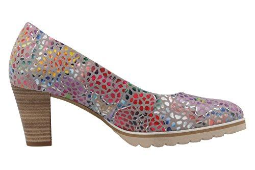 Gabor - Zapatos de vestir de Piel para mujer gris gris