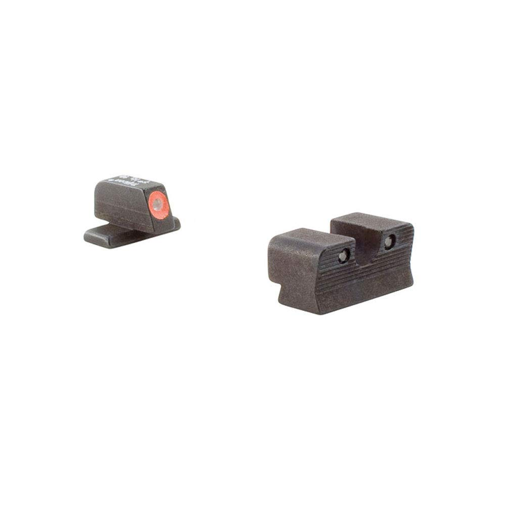 B004VSQ9RK Trijicon SIG P225, 226, 228, 239 HD Night Sight Set, Orange Front 41auqnjazCL