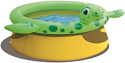 Amazon.com: Jilong Animal spray inflable piscina para las ...