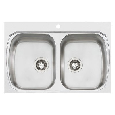 Oliveri Undermount Kitchen Sink - Melbourne 33