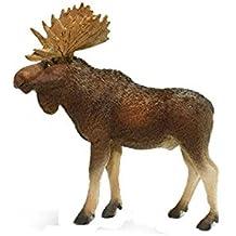 North American Wildlife: Bull Moose