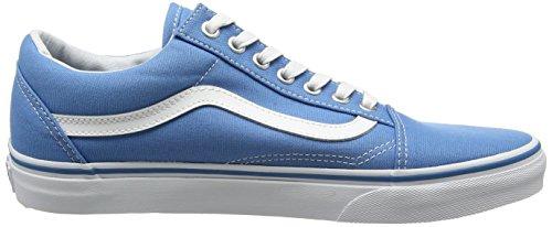 Vans Unisex Old Skool Classic Scarpe Da Skate Cendre Blue / True White