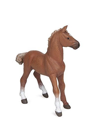 Papo Alezan English Thoroughbred Foal Figure by Papo for sale  Delivered anywhere in Canada