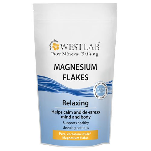 Westlab Magnesium Flakes - Relaxing - 1 kg