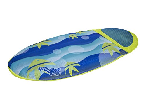 SwimWays Spring Float SunDry Lounger product image