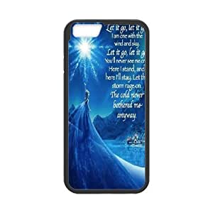 JamesBagg Phone case Frozen forever series pattern case cover For Apple Iphone 6 Plus 5.5 inch screen Cases FHYY491593