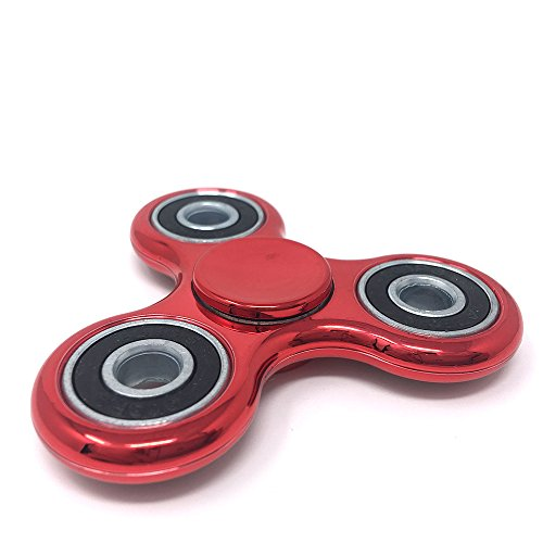 Price comparison product image The Anti-Anxiety 360 Spinner Helps Focusing Fidget Toys [3D Figit] Premium Quality EDC Focus Toy for Kids & Adults - Best Stress Reducer Relieves ADHD Anxiety and Cube Bearing