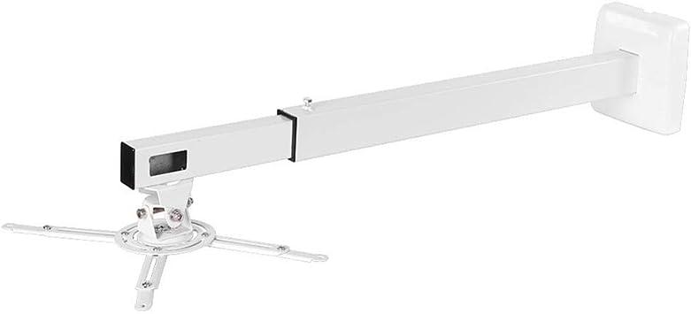 Garsent Soporte para proyector, 1,2 m Soporte de Montaje en Techo ...
