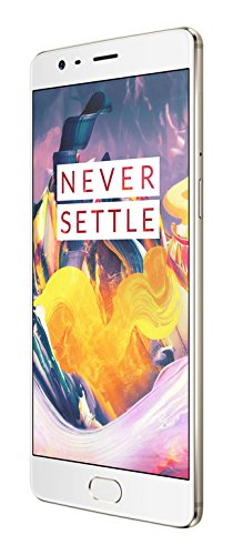 OnePlus 3T 6GB-RAM 64GB-ROM A3000 Factory Unlocked Phone - 5.5