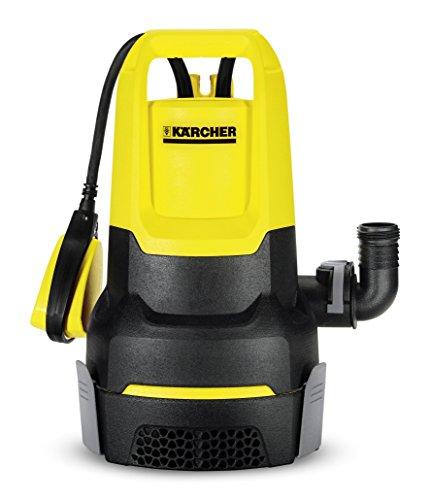 Kärcher 1.645-501.0 Entwässerungspumpe (SP 2 Flat) mehrfarbig