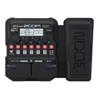 Zoom G1X Four Multi-effects Processor with Expression Pedal without adapter 19