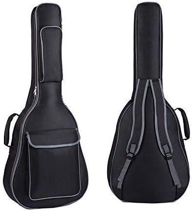 Funda para guitarra acústica de 40 a 41 pulgadas, funda ...