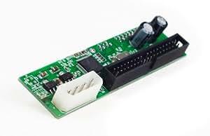 SATA de NEÓN a PATA/IDE adaptador de interfaz de unidad de disco duro