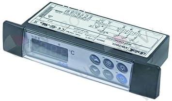 dixell ala xw260l w2fdbnc500 Digital termostato de refrigeración controlador 260 L