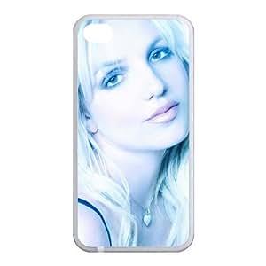 Custom Britney Back Case for iphone4,4S JN4S-172