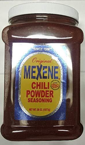 MEXENE Chili Powder Seasoning, 38 Ounce