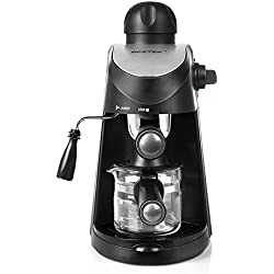 BESTEK Espresso Machine, Latte Cappuccino Maker