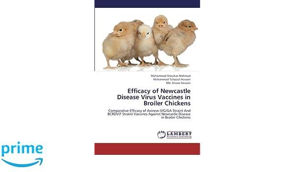 Efficacy of Newcastle Disease Virus Vaccines in Broiler