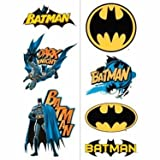 Batman Heroes and Villians Temp Tattoos