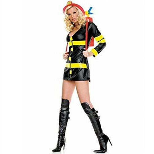 Leg A (Female Firefighter Costumes)