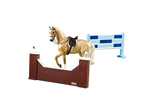 Breyer Show Jumping - Classics Toy Horse with - Chestnut Trunk