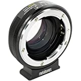 Metabones Speed Booster Ultra 0.71x Adapter for Nikon F-Mount Lens to Micro Fou