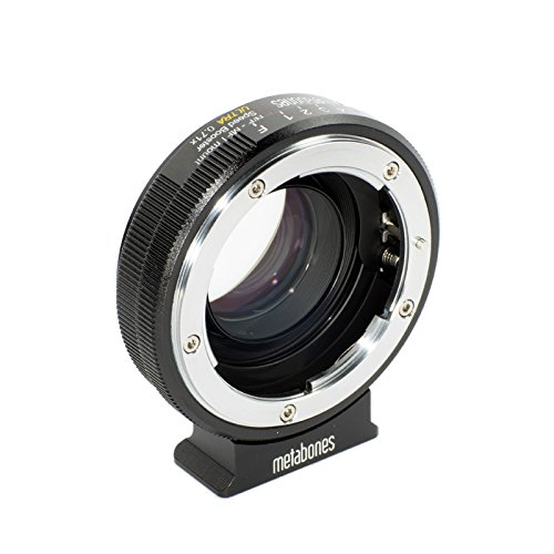 Metabones Speed Booster Ultra 0.71x Adapter for Nikon for sale  Delivered anywhere in USA