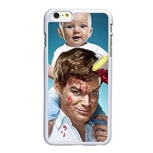 Dexter I2T13F1KB funda iPhone 6 6S más la caja de 5,5 pufunda LGadas funda 852CNT blanco