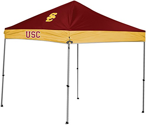 NCAA Instant Pop-Up Canopy Tent with Carrying Case, 9x23 (All Team Options)