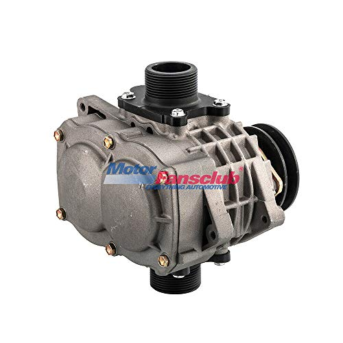(Refurbished AISIN AMR500 Roots supercharger Compressor blower booster Kompressor turbine by Motorfansclub (US Shipment))