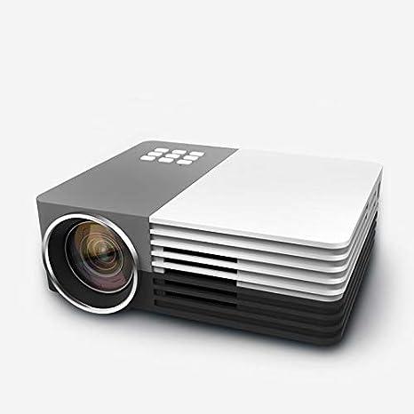 Qucking Light Proyector Led, Proyector De Casa GM50 HD ...
