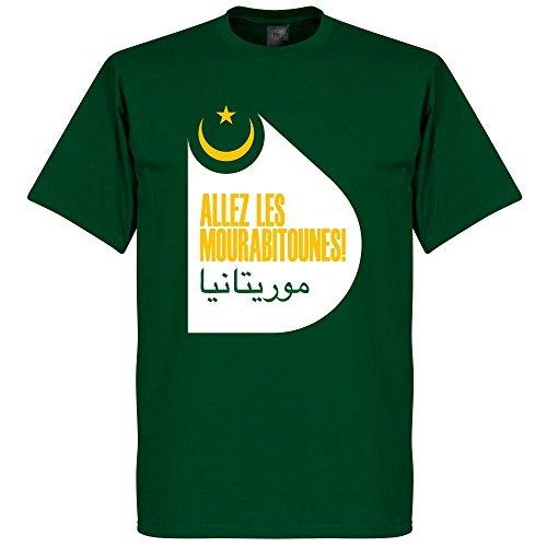 Mauretanien T-Shirt - Dunkelgrün