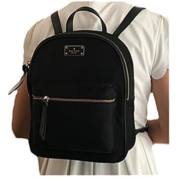 aad7e1c41c123 Amazon.com  Kate Spade New York Wilson Road Small Bradley Backpack ...