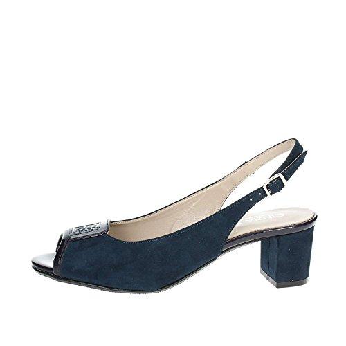 002 Naiset Pehmeä Iab292349 Sininen Sandaali cvl Cinzia qFtzSTx