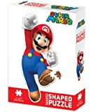 Mario Shaped Puzzle