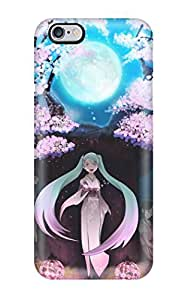 Brand New 4/4s Defender Case For Iphone (animal Cat Cherry Blossoms Hatsune Miku Japanese Jpeg Artifacts Kanipanda Kimono Moon Petals Vocaloid)