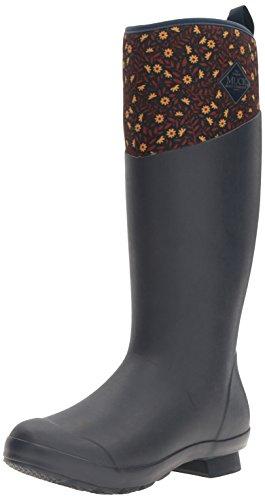 Muck Boot Womens Tremont Wellie Tall Snow Navy Meadows TBSrFYfV7h