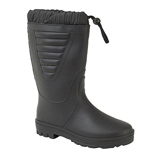 Stormwell Unisex Tie Topp Polare Boots Alle Svart