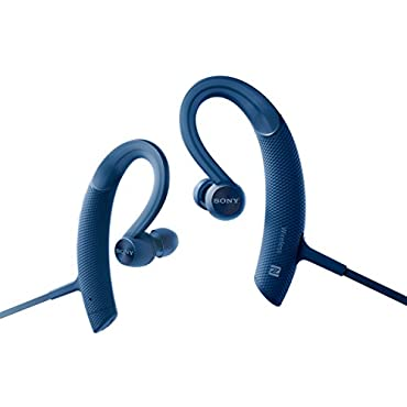Sony MDRXB80BS/L Premium, Wireless, In-Ear, Sports Headphone, Blue