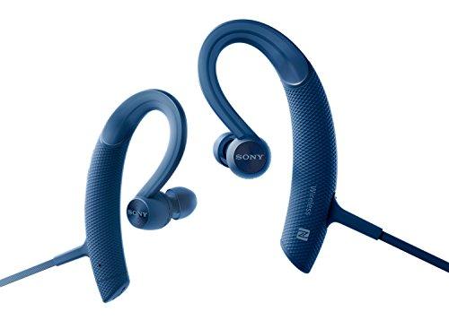 Sony MDRXB80BS/L Premium, Wireless, In-Ear, Sports Headphone, - Headphones Earbud Bass Extra