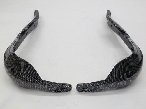 7/8'' Carbon Hand Guards Motorcycle Dirt Bike MX ATV Quad Off-road Dual Sport For BMW G 450 650GS F 650GS 800GS R 1200 GS