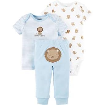 0251c9a67676 Amazon.com  Child of Mine by Carter s Newborn Baby Boy Tshirt ...