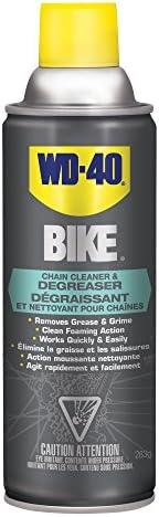 WD-40 Bike 3006 Chain Cleaner & Degreaser,