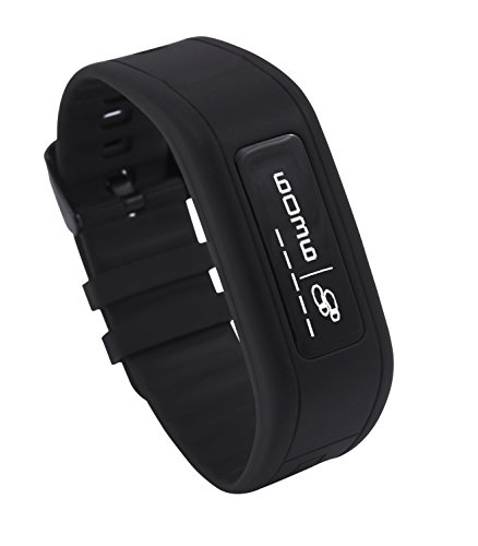 Fitness Tracker | GOQii Life Activity Tracker - Includes Unlimited Communication with a Personal Fitness Coach and Access to a Lifestyle Doctor