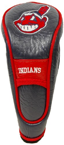 MLB Cleveland Indians Hybrid Head Cover